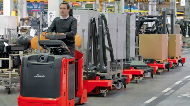 Innovations from Linde